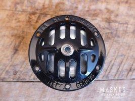 Claxon 6v zwart VNB 1-2T
