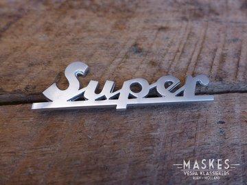 Logo Vespa Super