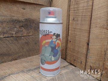 Spuitbus Rood Jaren '50 Max meyer