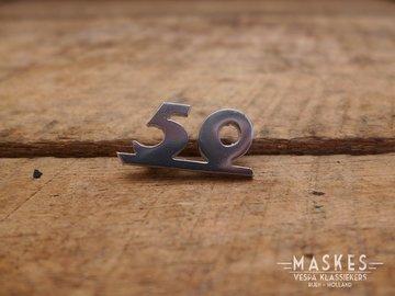 Logo ''50'' V50 special