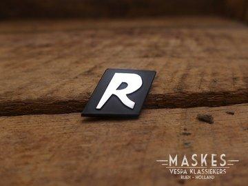 Logo ''R'' Voor GTR tot VNL2T*127357*