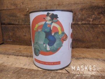 Max Meyer Lak metallic Prijs per halve liter