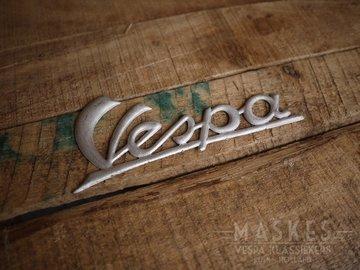 Logo Vespa aluminium VN2T/VNA/VNB/VL3T