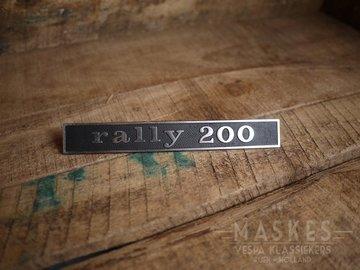 Logo Rally 200