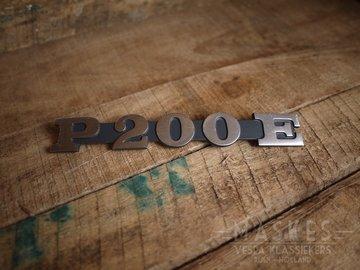 Logo P200E