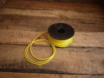 Verlichtingsboomdraad geel