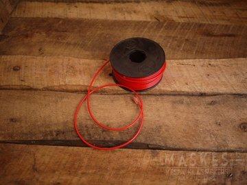 Verlichtingsboomdraad rood