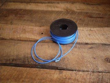 Verlichtingsboomdraad blauw