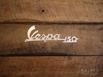 Logo Vespa 150