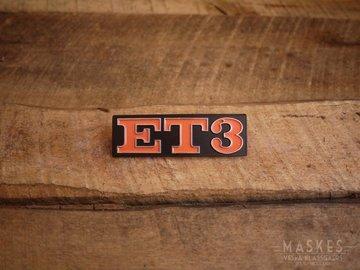 Logo ET3