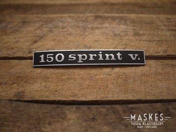 Logo '150 Sprint V.'