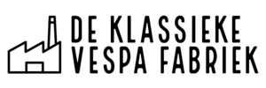 Logo Klassieke Vespa Onderdelen