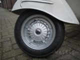 Michelin S83 tire on scooter