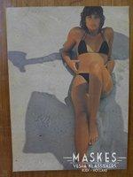 Poster vespa schaduw 1 girl