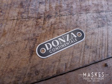 Donza zadel logo MISA